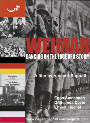 Weimar - Dancing On the Edge Of A Storm
